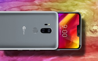 LG G7 ThinQ benchmarked: Snapdragon 845 performs as expected