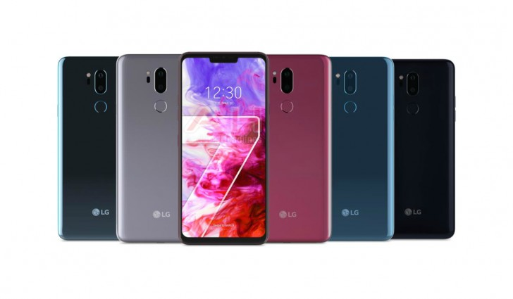 LG confirms G7 ThinQ, launch event happening May 2