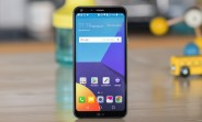 LG Q7 receives FCC certification