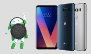 OTA roll out for T-Mobile LG V30 Oreo update begins