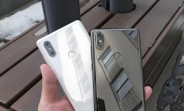 Check out these Xiaomi Mi Mix 2s camera samples and gestures demo