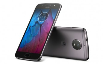 Motorola offers a permanent price cut on the Moto G5s in India