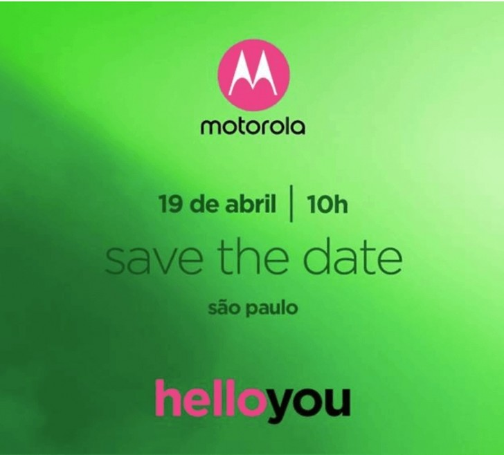 Moto G6 series to be launch in Brazil on April 19