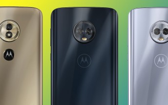 Carphone Warehouse lists Moto G6 Plus and G6 Play ahead of today's launch