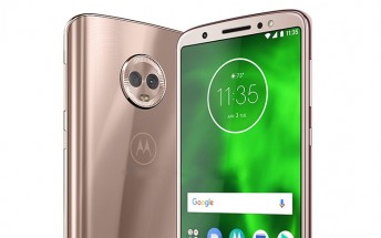 Moto G6 Play, Moto G6, Moto G6 Plus renders in all colors appear