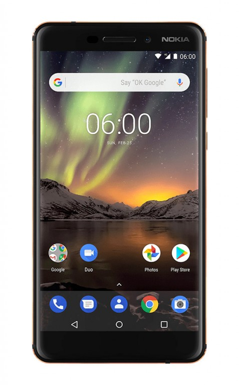Nokia 6 2018 Launches In The Uk Tomorrow In The Netherlands Soon Gsmarena Com News
