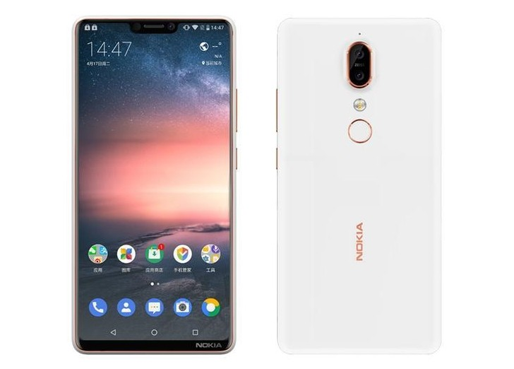Nokia X6 leak renders reveals Nokia 7 Plus Look-alike