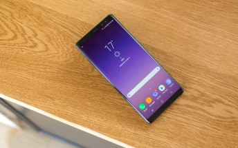 US unlocked Galaxy Note8 is now getting Oreo
