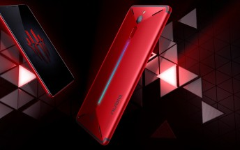 Nubia Red Magic gaming smartphone announced, RGB LED extravaganza in tow