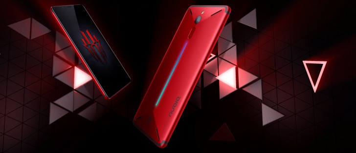 Nubia Red Magic Gaming Smartphone Announced Rgb Led Extravaganza In