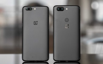 New OnePlus 5/5T OxygenOS beta build brings double-tap to lock feature