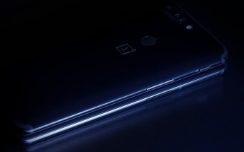 OnePlus 6 gets officially shown off underneath a OnePlus 5T