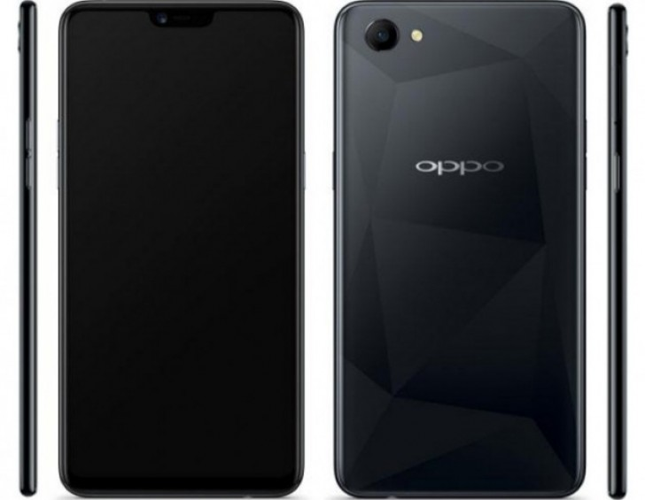 Oppo A3 leaks in China with a notch and an affordable price tag