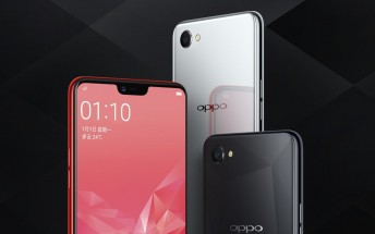 Oppo A3 makes it out of China, available in Taiwan starting June 23rd