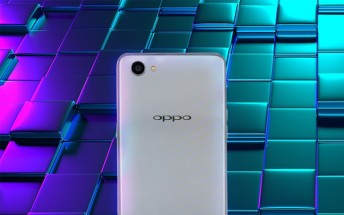 Oppo A3 with Helio P60 and a 6.2