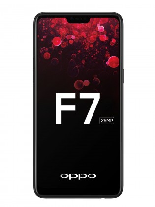 Oppo F7 Diamond Black 6GB+128GB