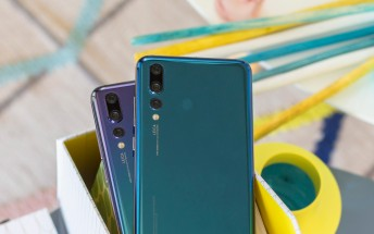 Huawei sells 6 million units of its P20 series phones worldwide