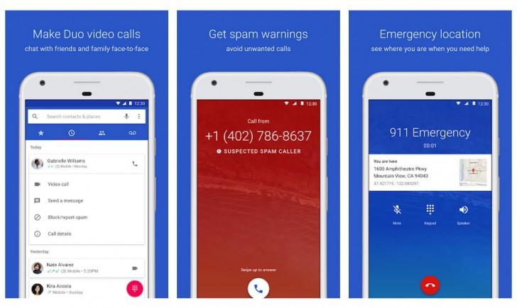Google Dialer app gets Beta program - GSMArena com news