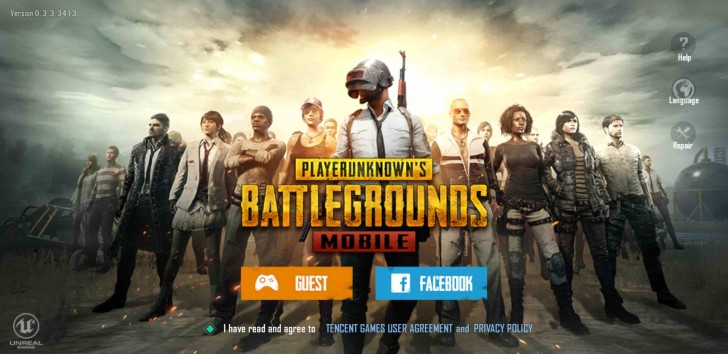 pubg mobile ios android