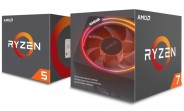 AMD announced 2nd generation Ryzen desktop processors