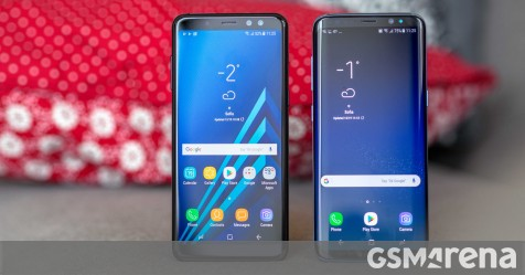 samsung galaxy a6 2018 to have infinity display. Black Bedroom Furniture Sets. Home Design Ideas
