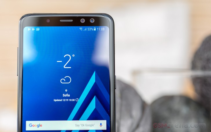 samsung galaxy a6 2018 gets wi fi certification. Black Bedroom Furniture Sets. Home Design Ideas