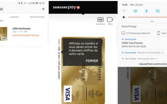 Samsung Pay arrives in France, unofficially for now
