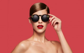 Unannounced second generation Snapchat Spectacles passes through FCC