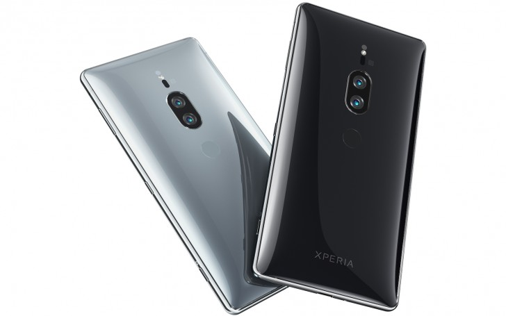 Sony Xperia XZ2 Premium arrives with dual cameras and 4K HDR screen