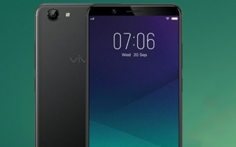 vivo Y71 quietly debuts with entry-level specs