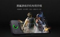 Promo images of the Blackshark Gamepad