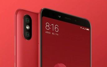 Xiaomi Mi 6X debuts with AI dual cameras