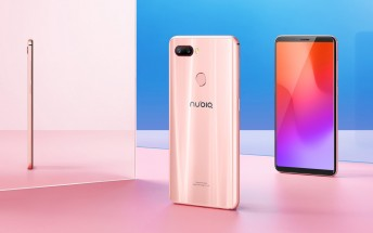 ZTE Nubia Z18 mini first sale is done, next one is on April 25