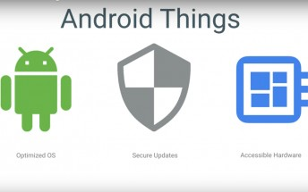 Google releases Android Things 1.0 with long-term support for production devices