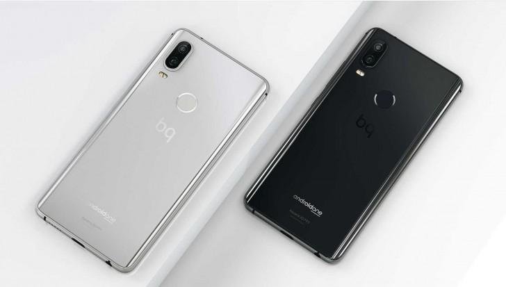 Aquaris x2 android one