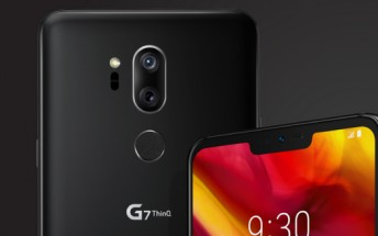 Verizon and Sprint reveal LG G7 ThinQ availability dates