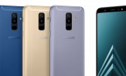 Samsung Galaxy A6 and A6+ launch with Infinity Display, Android Oreo