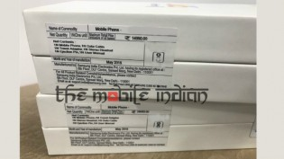 Samsung Galaxy A6+ (2018) and Galaxy J6 (2018) retail boxes (allegedly)