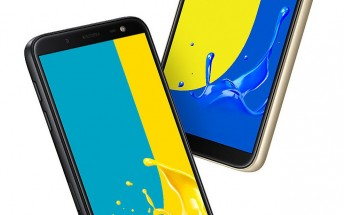 Samsung Galaxy J6 and J4 officially announced