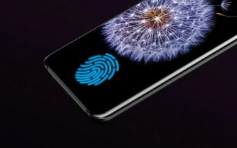 Galaxy S10 to have in-screen fingerprint scanner, Samsung Pay app source code confirms