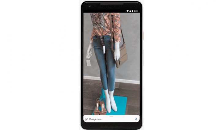Google Lens will be available in your Android phone's camera
