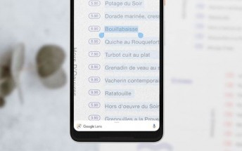 Google Lens gets smart text selection and real time lookup