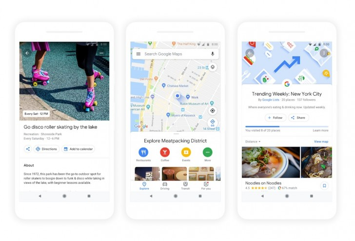 Google Maps getting new feature
