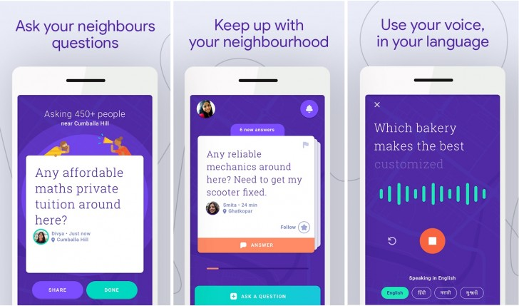 Neighborly app be launched by Google for seeking local queries