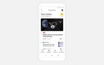 Revamped Google News debuts