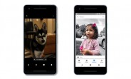 Google Photos gets suggested actions, automatic black and white backgrounds