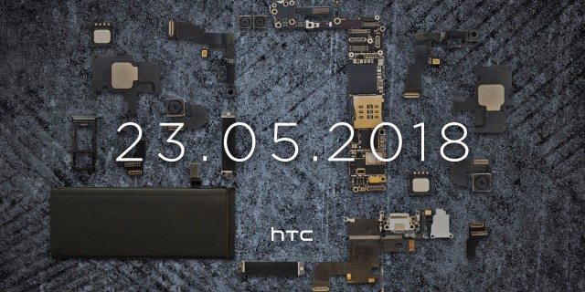 The components of an HTC U12+ (click for full size)