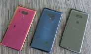 HTC  U12+ now available in the US