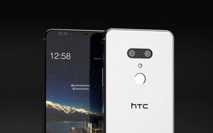 Here's the HTC U12+ specs and some gorgeous looking renders