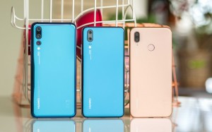 Huawei P20, P20 Pro and P20 Lite
